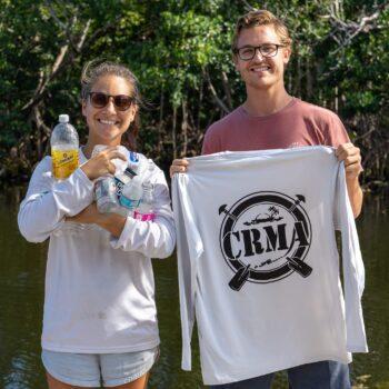 conch republic marine army t-shirt